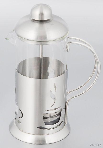 Кофейник с прессом (600 мл; арт. YM-065/600) — фото, картинка