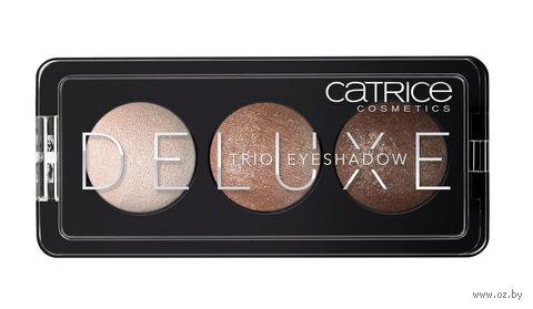 Картинки по запросу Catrice Catrice тени Deluxe Trio Eyeshadow NEU Premium