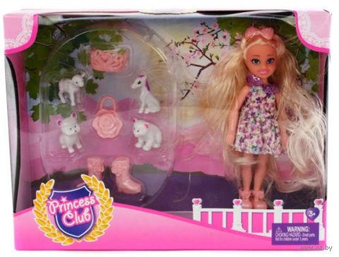 "Кукла ""Princess Club"" (12см; арт. KW20916) — фото, картинка"