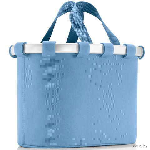 """Корзина """"Ovalbasket"""" (S; pastel blue)"""