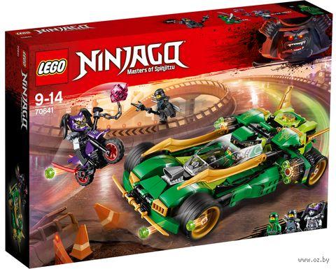 "LEGO Ninjago ""Ночной вездеход ниндзя"" — фото, картинка"