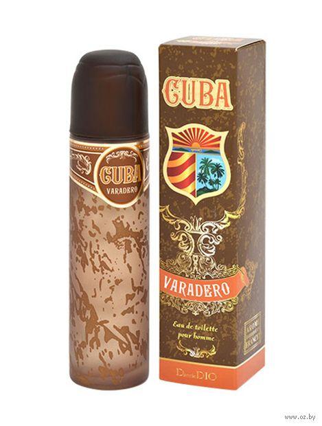 "Туалетная вода для мужчин ""Cuba Varedero"" (100 мл) — фото, картинка"