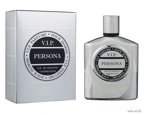 """Туалетная вода для мужчин """"V.I.P. Persona"""" (100 мл) — фото, картинка"""