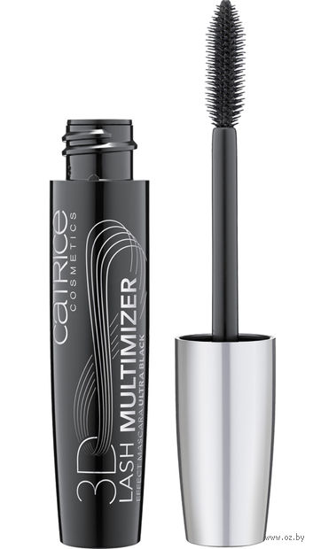 "Тушь для ресниц ""3D Lash Multimizer Effect Ultra Black"" (тон: 010)"
