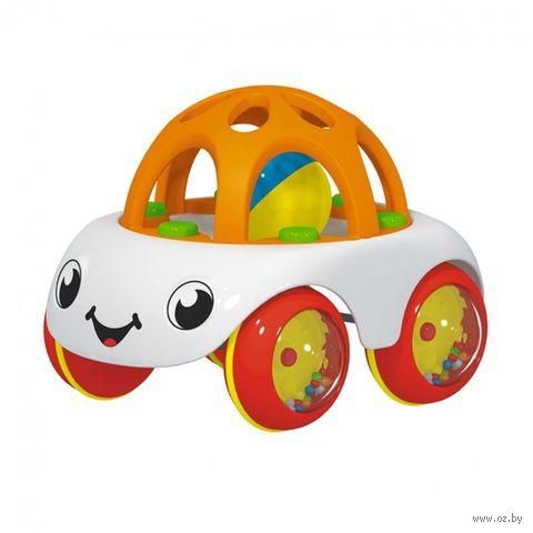 """Погремушка """"Машинка Пончик"""" — фото, картинка"""