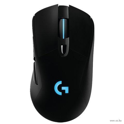 Оптическая мышь Logitech Mouse G403 Prodigy (черная) — фото, картинка