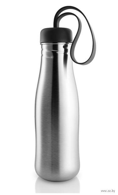 """Бутылка для воды """"Active"""" (700 мл; черная) — фото, картинка"""