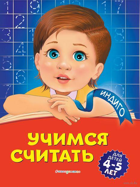 Учимся считать. Для детей 4-5 лет — фото, картинка