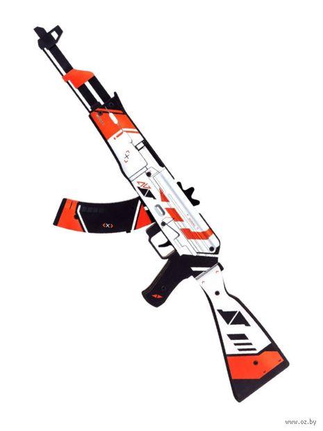 """Автомат """"АК-47. Азимов"""" — фото, картинка"""
