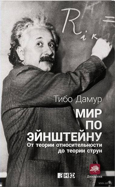Мир по Эйнштейну. От теории относительности до теории струн. Тибо Дамур