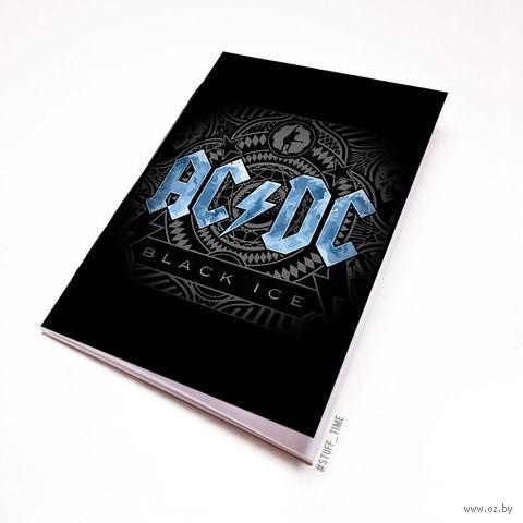 """Блокнот """"AC/DC"""" (А5; арт. 441) — фото, картинка"""