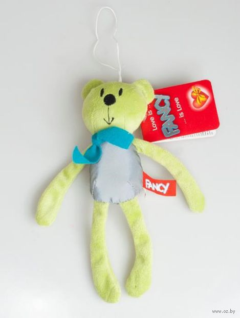 "Мягкая игрушка ""Мишка"" (19 см) — фото, картинка"