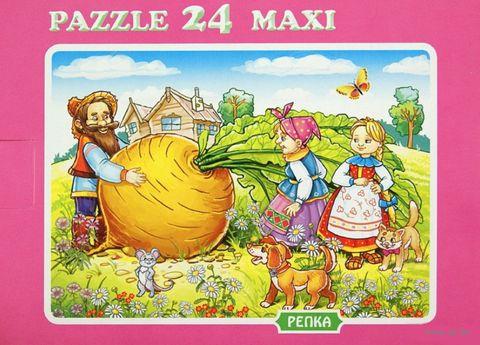 "Пазл maxi ""Репка"" (24 элемента) — фото, картинка"