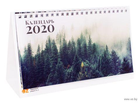"""Календарь настольный перекидной на 2020 год """"Forest"""" (15,5х21 см) — фото, картинка"""
