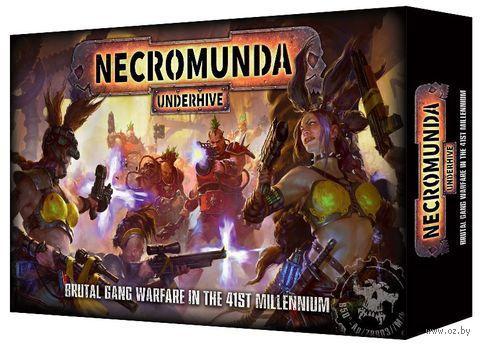 Warhammer Necromunda. Underhive (300-01-60) — фото, картинка