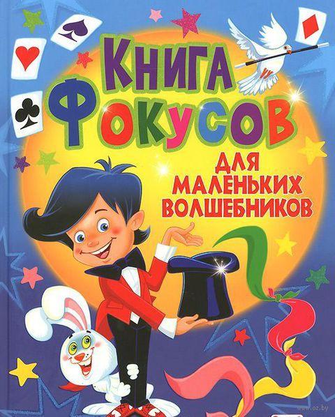 Книга фокусов для маленьких волшебников — фото, картинка