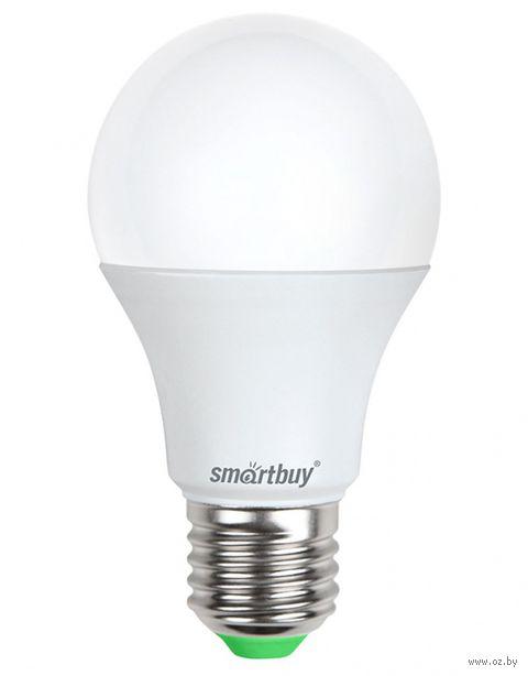Лампа Светодиодная (LED) Smartbuy-A60-09W/3000/E27