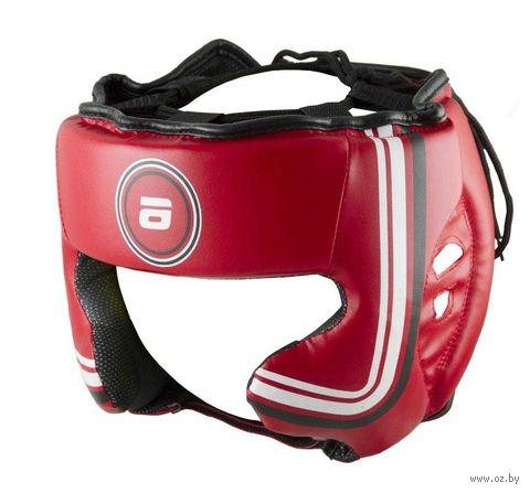 Шлем боксёрский LTB-16320 (XL; красный) — фото, картинка