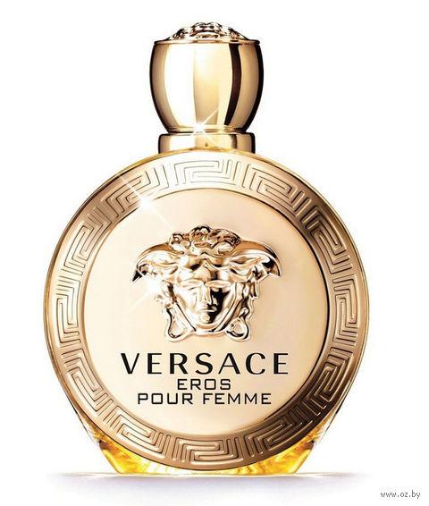 """Парфюмерная вода для женщин Versace """"Eros"""" (50 мл) — фото, картинка"""