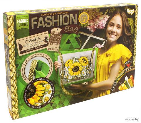 """Набор для творчества """"Fashion Bag. Подсолнухи"""" — фото, картинка"""
