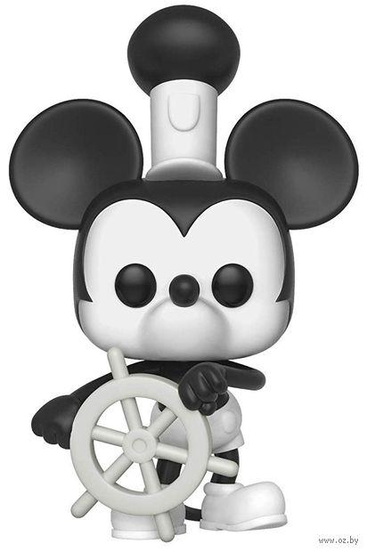 """Фигурка """"Mickey's 90th. Steamboat Willie"""" — фото, картинка"""