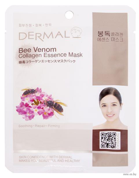 """Тканевая маска для лица """"Bee Venom Collagen"""" (23 г) — фото, картинка"""