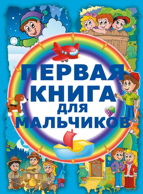 Первая книга для мальчиков. Ирина Попова