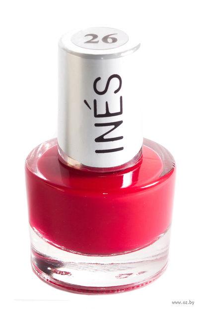 """Лак для ногтей """"Ines"""" (тон: 26)"""