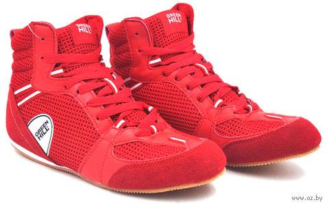 Обувь для бокса PS006 (р. 40; красная) — фото, картинка