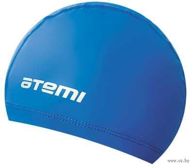 Шапочка для плавания (голубая; арт. PU 51) — фото, картинка