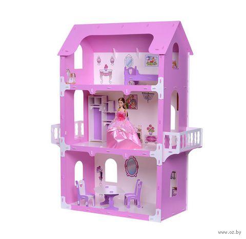 "Дом для кукол ""Екатерина"" (арт. 000263) — фото, картинка"