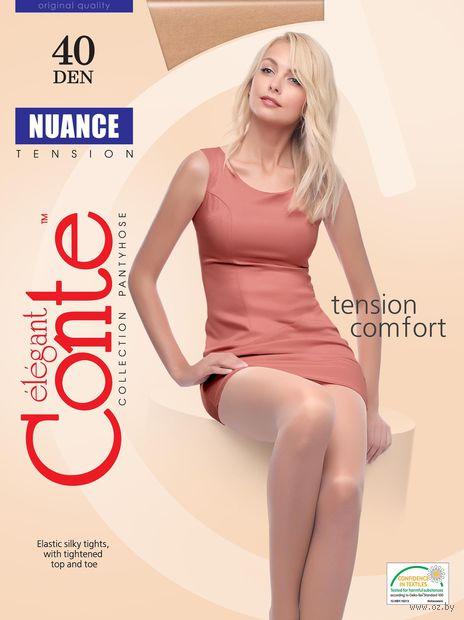 """Колготки женские классические """"Conte. Nuance 40"""" — фото, картинка"""