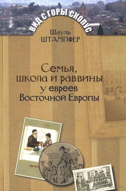Семья, школа и раввины у евреев Восточной Европы. Шауль Штампфер
