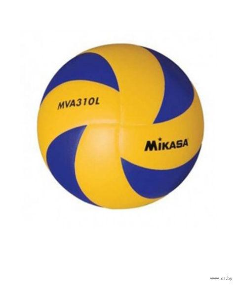 Мяч волейбольный Mikasa MVA 310L — фото, картинка