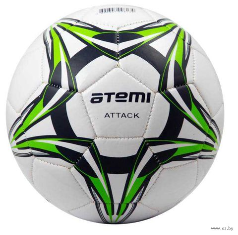 """Мяч футбольный Atemi """"Attack"""" №4 — фото, картинка"""