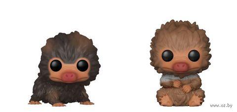 """Фигурка """"Fantastic Beasts 2. Baby Nifflers"""" — фото, картинка"""