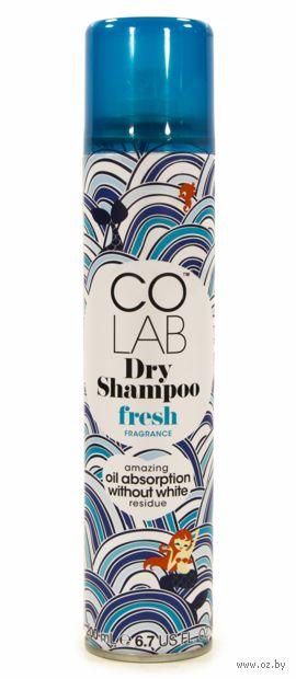 "Сухой шампунь для волос ""Fresh"" (200 мл) — фото, картинка"