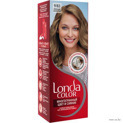 """Крем-краска для волос """"LondaColor"""" (тон: 28, пепельно-белокурый)"""