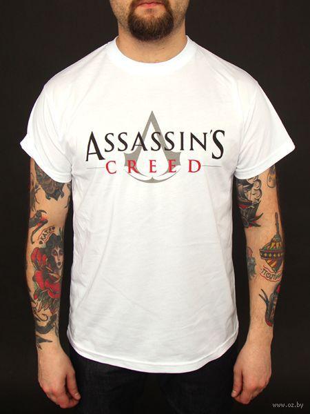 "Футболка ""Assassin`s Creed - Logo"" — фото, картинка"