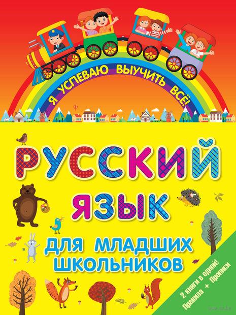 Русский язык для младших школьников — фото, картинка