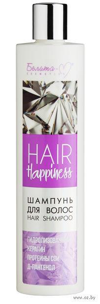 "Шампунь для волос ""Hair Happiness"" (400 г) — фото, картинка"
