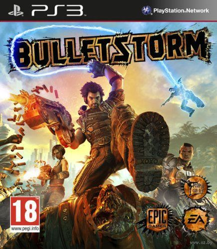Bulletstorm [PS3]