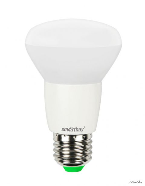 Лампа Светодиодная (LED) Smartbuy-R63-06W/4000/E27