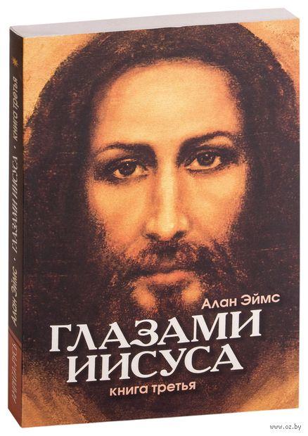 Глазами Иисуса. Книга 3. Алан Эймс