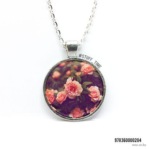 "Кулон ""Розы"" (арт. 204)"