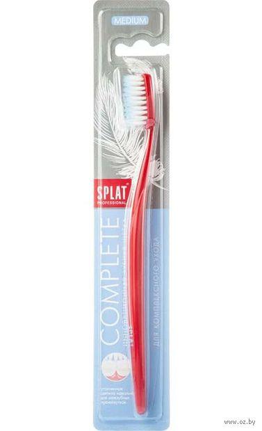 """Зубная щетка """"Complete"""" (средняя)"""