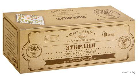 """Фиточай """"Аптекарский сад. Зубраня"""" (25 пакетиков) — фото, картинка"""