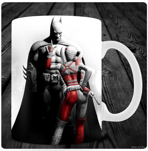 """Кружка """"Бэтмен"""" (арт. 6) — фото, картинка"""