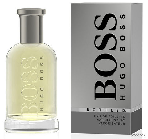 "Туалетная вода для мужчин Hugo Boss ""№6 Bottled"" (100 мл) — фото, картинка"