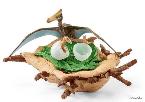 """Набор фигурок """"Гнездо динозавров с Кетцалькоатлем"""" — фото, картинка"""